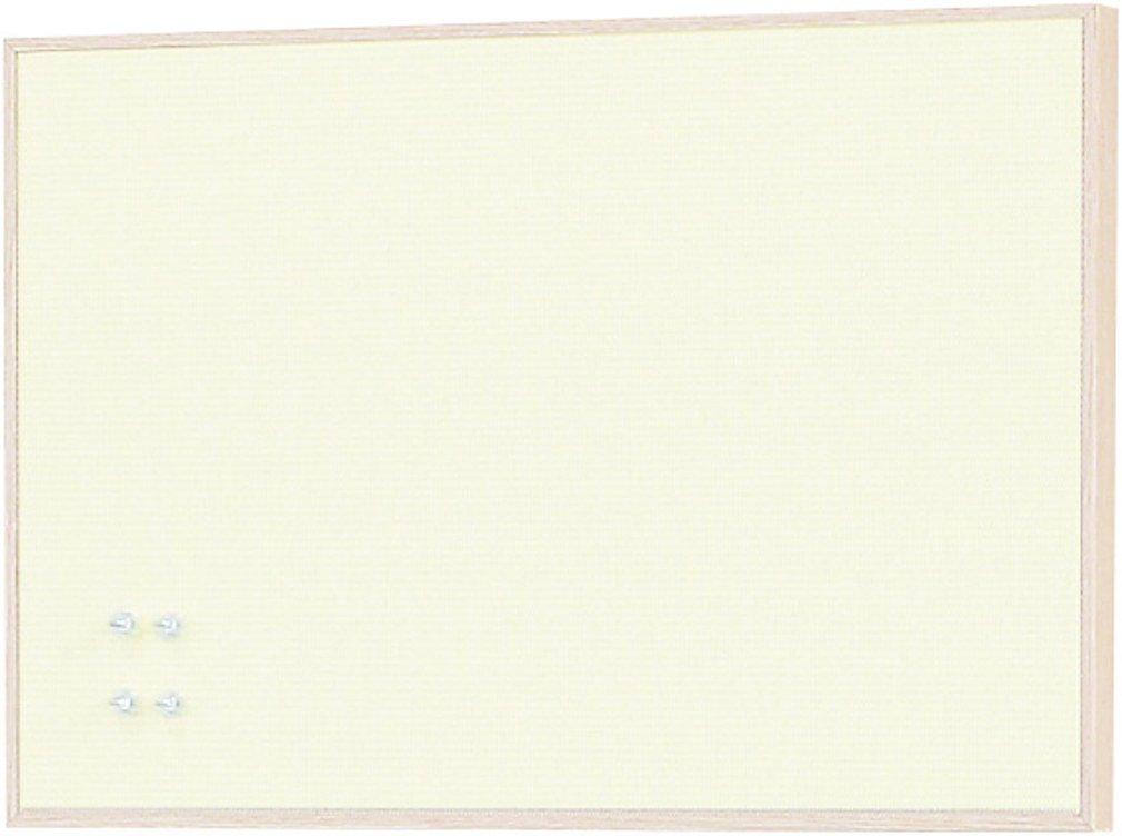 ベルク ファブリックマグネットボード 300×450 アイボリー MR4224 B072FJSP6G 300×450|アイボリー アイボリー 300×450