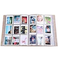 SAIKA Colorful Film Border Stickers for Fujifilm Instax Mini 9 8 8+ 70 7s 90 25 26 50s/Polaroid PIC-300 Z2300 Snap Touch/Polaroid ZIP Mobile Printer/LG PD 233 239, 120 Pieces