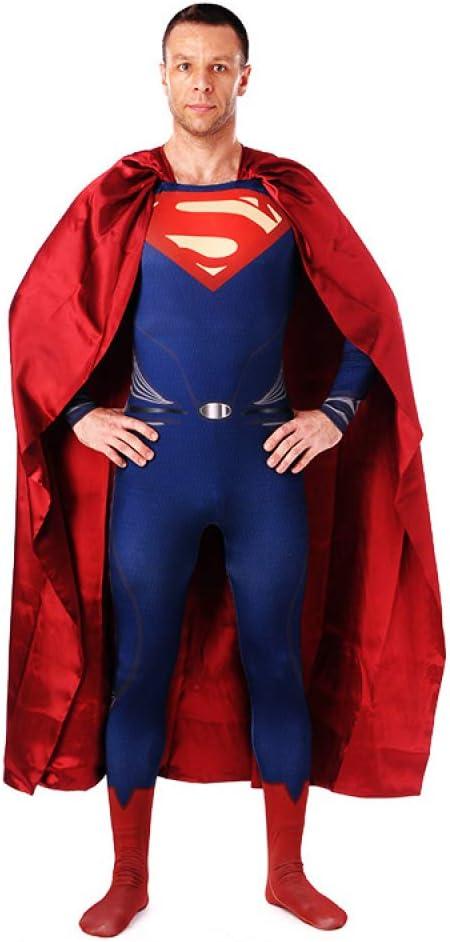 XINFUKL Superman Medias Cosplay Disfraces De Anime Onesies Héroes ...