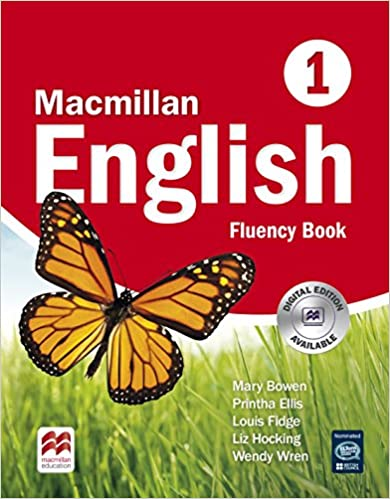 Macmillan English: Fluency Book 1