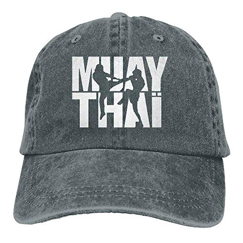 Adjustable Hats Asphalt Hat Men Caps Muay Flag Thai Box Baseball Denim HqwfBI