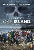The Curse Of Oak Island: Season 2 [DVD]