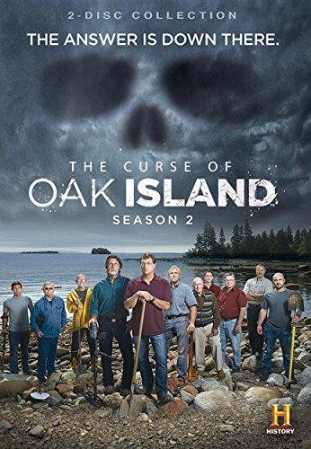 The Curse Of Oak Island: Season 2 (Oak Widescreen Tv)
