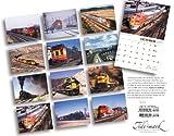 Santa Fe Railway 2013 Calendar