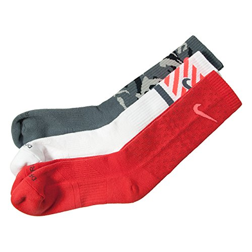 coloured 3PPK Fit Crew Nike 3PPK Dri Unisex Fit Crew Dri Socks Multi Socks aICw7