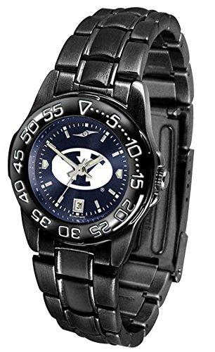 BYU Cougars Fantom Sport AnoChrome Women's Watch Steel Anochrome Watch