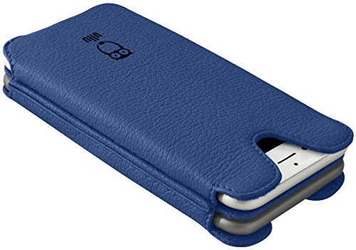 ullu Sleeve for iPhone 8/ 7 - Blue Steel Blue UDUO7PL04 by ullu (Image #2)