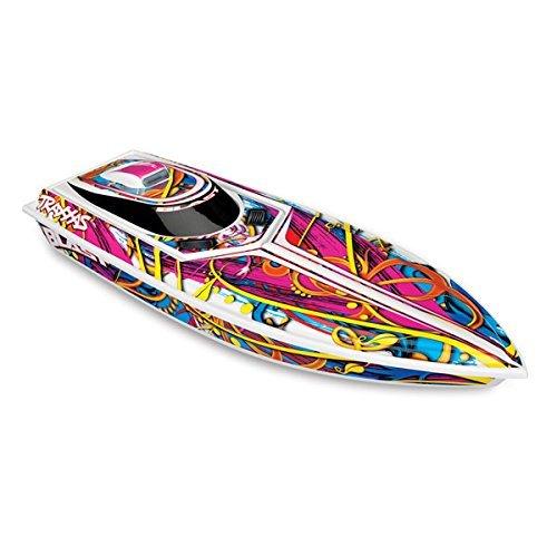 Traxxas Scale Blast Boat Remote Control - Multi-Color - 1 10