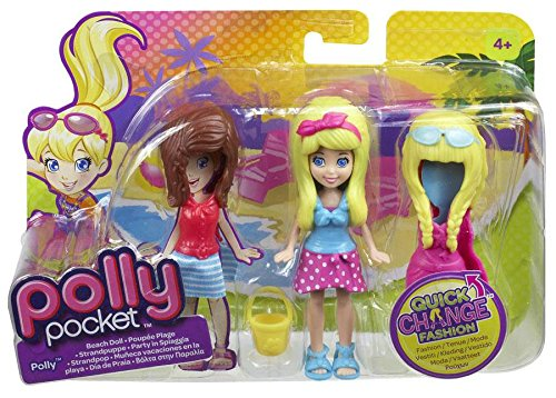 (Polly Pocket Large Fashion Pack Assortment)