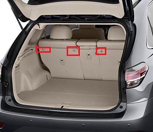 Lexus Rx 350 Interior Dimensions