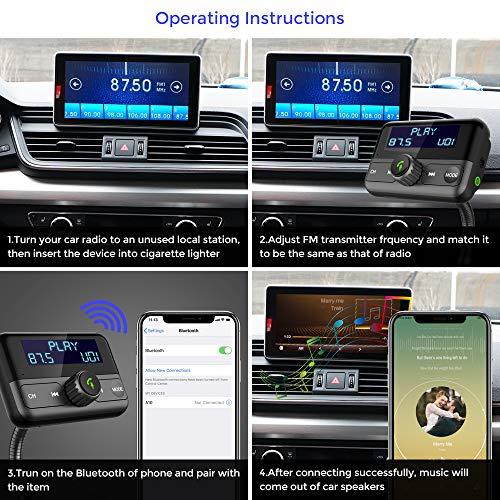 Buy bluetooth transmitter for car