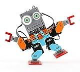 UBTECH Jimu Robot BuzzBot & MuttBot - App Enabled STEM Learning Robotic Building Block Kit (2016)