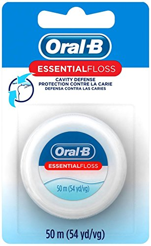 Oral B Essential Cavity Defense Floss - 54 Yards ()