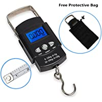 Fishing Scale, Hanging Scale - Hinpia Backlit LCD Screen,...