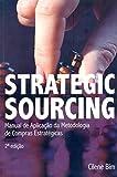 capa de Strategic Sourcing. Manual de Aplicação da Metodologia de Compras Estratégicas