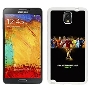 World Cup Stars (2) Durable High Quality Samsung Note 3 Case