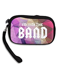 I'm With The Band Women Fashion Wallets