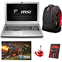 MSI PL60 7RD-013 (i7-7500U, 32GB RAM, 500GB SATA SSD + 1TB HDD, NVIDIA GTX 1050 2GB, 15.6 Full HD, Windows 10) Professional Laptop