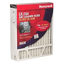 Honeywell CF200A1620/E 4-Inch Ultra Efficiency Air Cleaner Filter 16 x 20 x 4 Inches