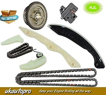 Maletín con juego de cadena para Hyundai Sonata ix35 Kia Optima Rondo L W/VVT Gear 08 - 13: Amazon.es: Coche y moto