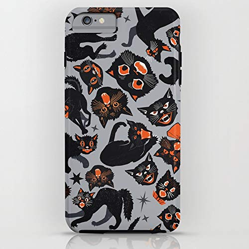 Society6 Halloween Cats Tough Case iPhone 6s Plus -