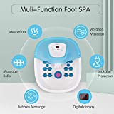 Foot Spa Foot Bath Massager with