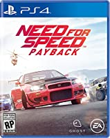 Need For Speed Payback - PlayStation 4 - Standard Edition