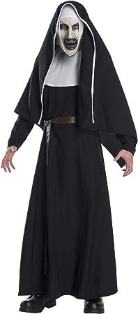 Disfraz de monja The Nun Deluxe para adulto, Talla XL (Rubies ...
