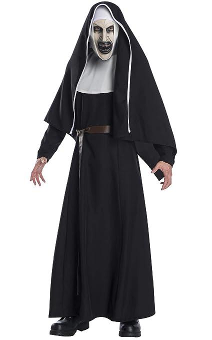 Disfraz de monja The Nun Deluxe para adulto, Talla M (Rubies 821203-STD)