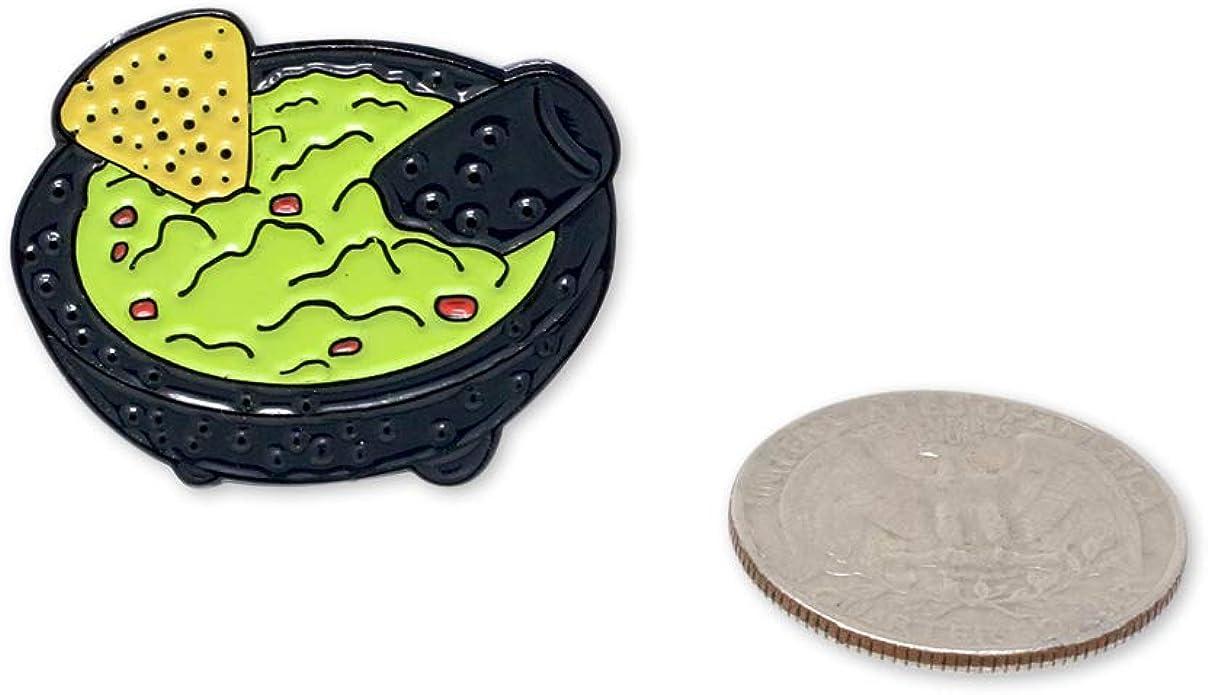 WIZARDPINS Guacamole Mortar /& Pestle Enamel Pin