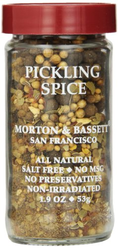 - Morton and Bassett Pickling Spice 1.9 Ounce (Pack of 3)