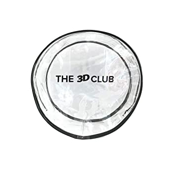 Amazon.com: The 3D Club | Bolsa de almacenamiento de ...