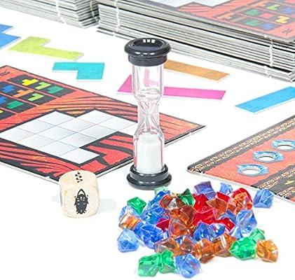 Devir - Ubongo, juego de mesa (BGHUBONGO) , color/modelo surtido ...