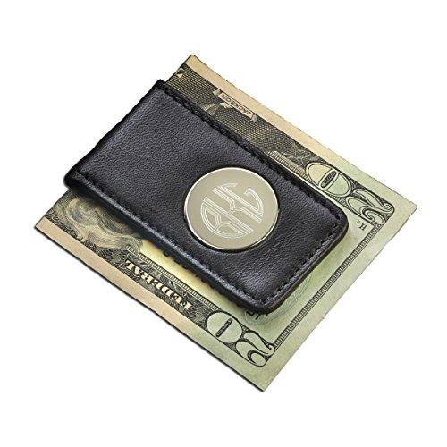 monogrammed money clip - 4