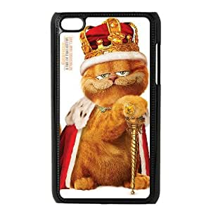 iPod Touch 4 Case Black GARFIELD V8399691