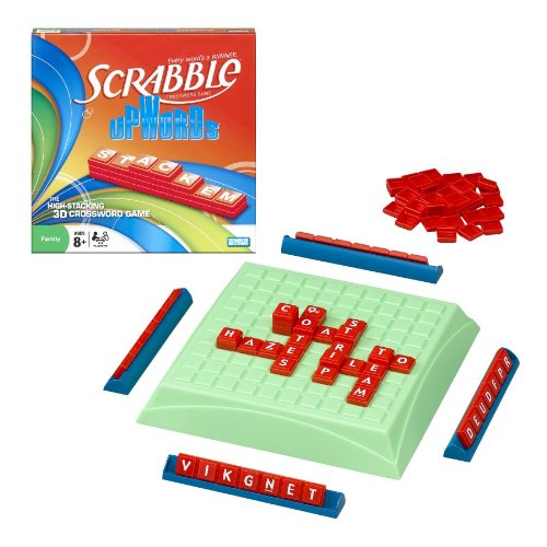 Hasbro 04394 Scrabble Upwords product image