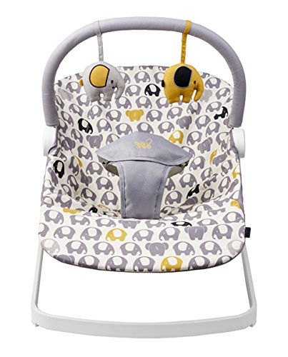 BabaBing! Float Baby Bouncer, Nellie the Elephant baba bing BB49-003
