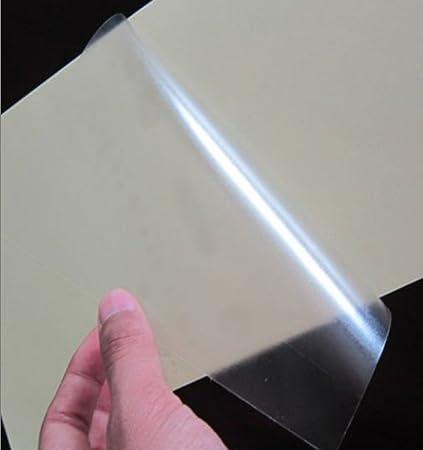 Papel Adhesivo PVC tamaño A5 (14,8 cm X 21 cm) hojas de ...