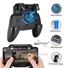 18-Month Friendly Warranty Every Ismael Erickson product includes a 30-day money back & 18-month warranty. If Ismael Erickson mobile game controller does not improve your game experience, or have any quality problems, just contact us by e...