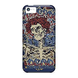 MMZ DIY PHONE CASEJacquieWasylnuk ipod touch 4 Scratch Resistant Hard Phone Cover Unique Design HD Grateful Dead Image [RhO7582TONl]