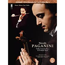Paganini - Concerto No. 1 in D, Op. 6: Violin Play-Along 2-CD Set