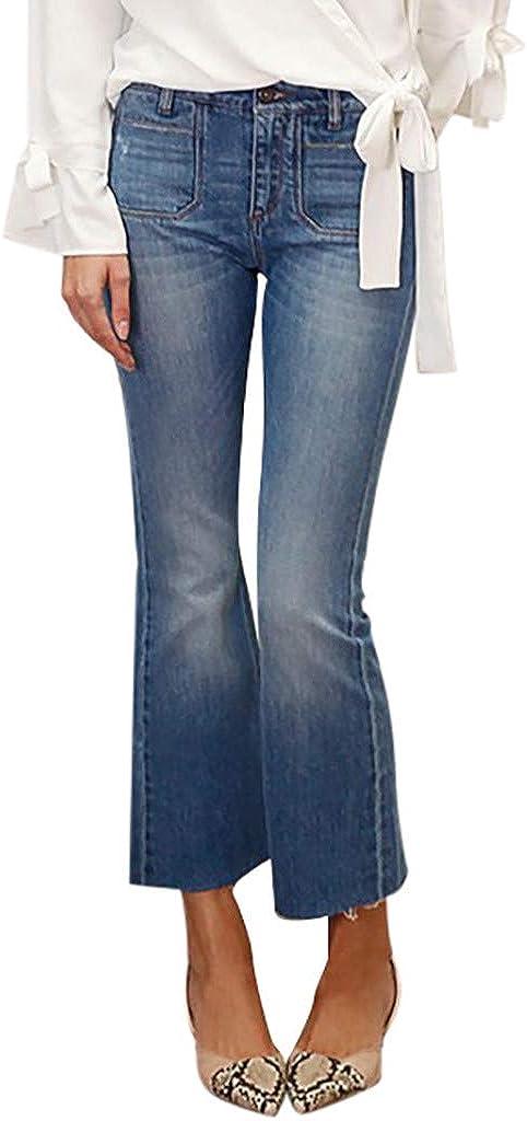 Women's Vintage Flare Jeans...