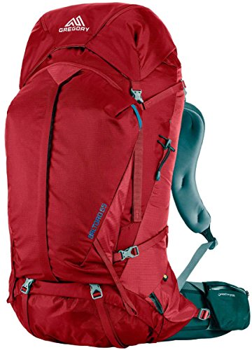 ducts Baltoro 65 Liter Men's Backpack, Spark Red, Medium ()