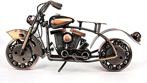motosiklet harley davidson el yapimi