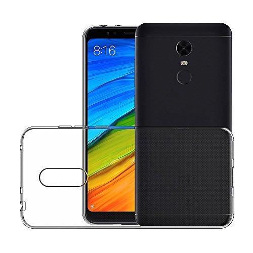PREVOA Funda para Xiaomi Redmi 5 Plus - Colorful Silicona TPU Funda Case para Xiaomi Redmi 5 Plus Smartphone 5,99 pulgadas - 14 19