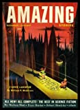 img - for AMAZING STORIES - Volume 27, number 8 - December 1953 - January 1954: The Builder; Million Dollar Maybe; The Pin; I Love Lucifer; One Way Street; The Weapon; Eddie for Short; Star Child; The Perfect Woman; The Man Next Door book / textbook / text book