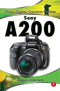 magic lantern guides sony dslr a200 amazon co uk peter k burian rh amazon co uk sony a200 camera user manual Sony DSLR A200 Accessories