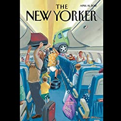 The New Yorker, April 16th 2012 (Daniel Mendelsohn, Lauren Collins, Nathan Heller)