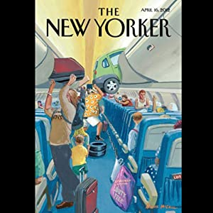 The New Yorker, April 16th 2012 (Daniel Mendelsohn, Lauren Collins, Nathan Heller) Periodical
