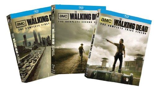 Walking Dead Seasons 1-3 Bundle [Blu-ray]